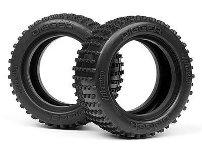 HPI RACING Digger Tire 35Mm (2Pcs) - 4477