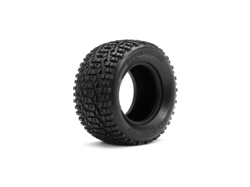 HPI RACING Aggressors Tire S Compound (139X74Mm/2Pcs) - 4892 click to zoom image