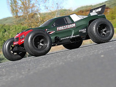 HPI RACING Dsx-1 Truck Clear Body - 7123