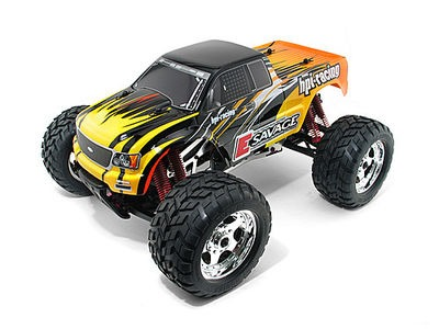 HPI RACING Electric Gt-1 Truck Clear Body - 7168
