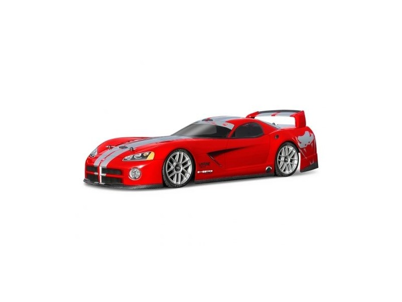 HPI RACING 2003 Dodge Viper Gts-R Body (190Mm/Wb255Mm) - 7373 click to zoom image