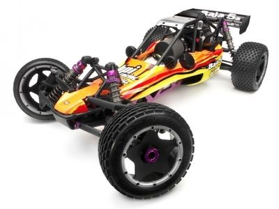 HPI RACING Eu Baja 5B-1 Buggy Clear Body - 7560