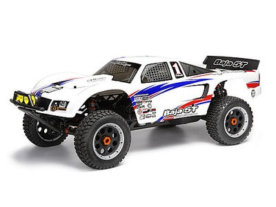 HPI RACING Baja 5T-1 Truck Clear Body (Trimmed) - 7561