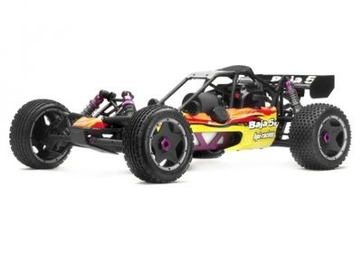 HPI RACING Eu Baja 5B-1 Buggy Clear Side Body (Left/Right) - 7562