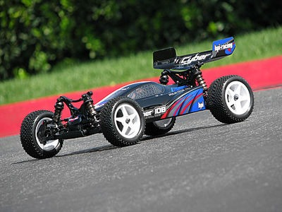 HPI RACING Cb-1 Buggy Body - 7809