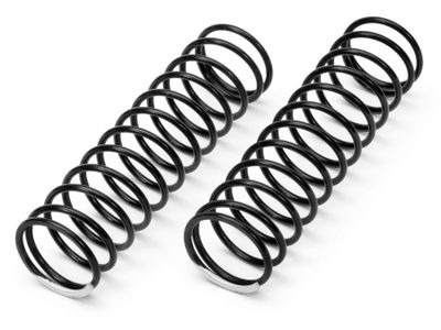 HPI RACING Shock Spring 18X80X1.8Mm 12.5 Coils (White 159Gf/Mm) - 86553
