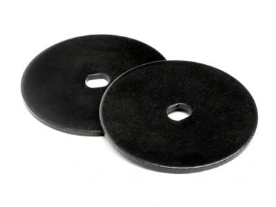 HPI RACING Slipper Pressure Plate (2Pcs) - 86880