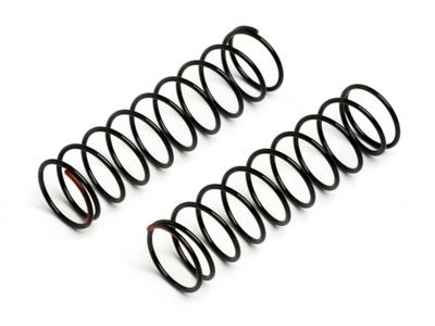 "HPI RACING ""Shock Spring 13X57X1.1Mm 10Coils (3.6Lb,Red) - 86912"""