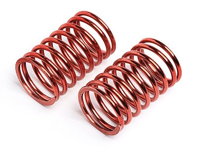 HPI RACING Shock Spring 13.8X27X1.5Mm 8.5Coils (Metallic Red) - 86933