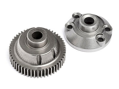 HPI RACING 52T Drive Gear/Diff Case - 86943