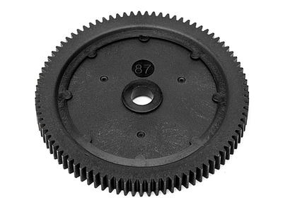 HPI RACING Spur Gear 87T (48 Pitch) - 86946
