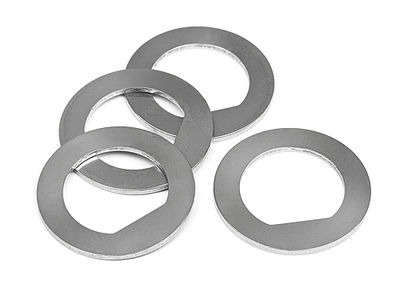 HPI RACING Differential Ring 13.8X21Mm D-Cut (4Pcs) - 87064