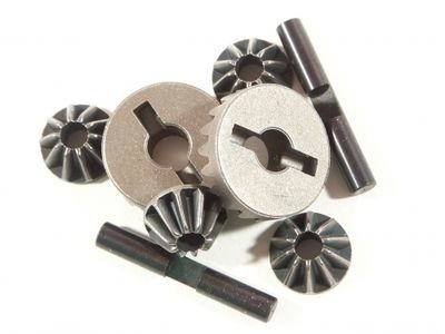 HPI RACING 4 Bevel Gear Differential Conversion Set (1 Set) - 87193