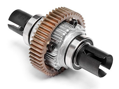 HPI RACING Complete Alloy Diff Gear Set - 87568