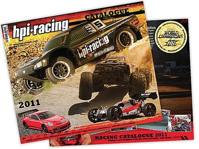 HPI RACING Hpi And Hb Catalogue 2011 - English - 92003