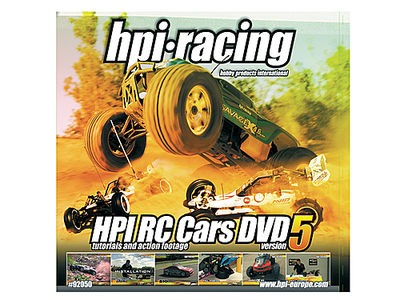 HPI RACING Hpi Rc Cars Dvd Version 3.5 - 92050