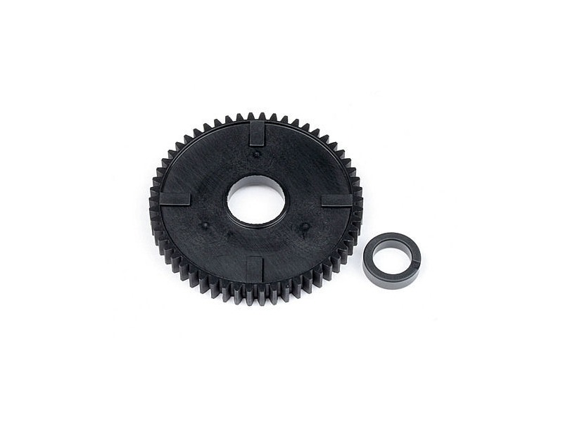 HPI RACING 54T Spur Gear fit bullet Mt/St - 101207 click to zoom image