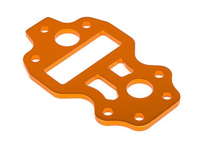 HPI RACING Center Diff. Plate Orange - 101217