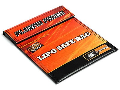 HPI RACING PLAZMA POUCH LIPO SAFE BAG (18X22CM)