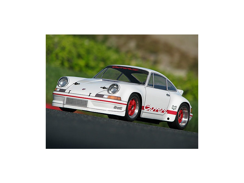 HPI RACING 1973 Porsche Carrera Body (Wb210Mm.F0/R6Mm No Accessories) - 101320 click to zoom image