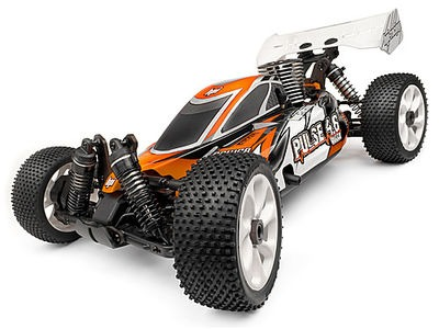 HPI RACING Hpi Pulse Clear Body - 101471