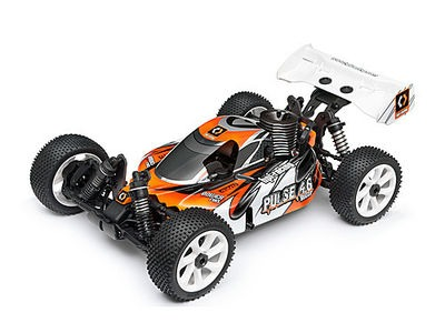 HPI RACING Pulse 4.6 Buggy Rtr 2.4Ghz - 107020