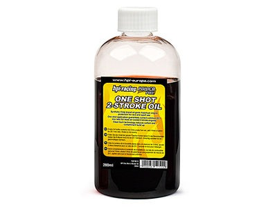 HPI RACING Hpi 2-Stroke One Shot Engine Oil (200Ml) - 101911