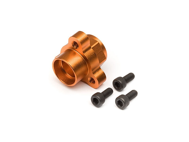 HPI RACING Aluminum Gear Diff Hub (Orange) - 102828 click to zoom image