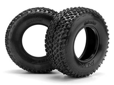 HPI RACING Attk Belted Tire D Compound (2Pcs) - 103346