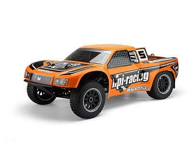 HPI RACING Baja 5Sc-1 Truck Clear Body (Trimmed) - 104865