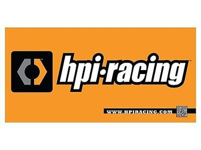 HPI RACING Hpi Racing Banner 2011 (Large/1M X 2 M) - 106763