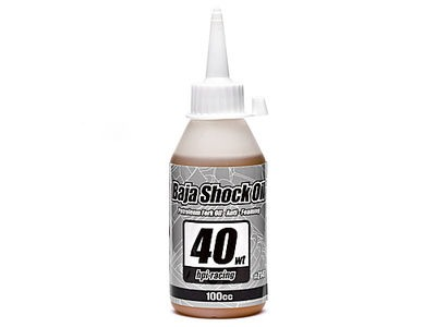HPI RACING Baja Shock Oil 40W (100Cc) - Z147