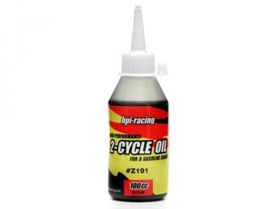 HPI RACING 2 Cycle Oil (100Cc) - Z191