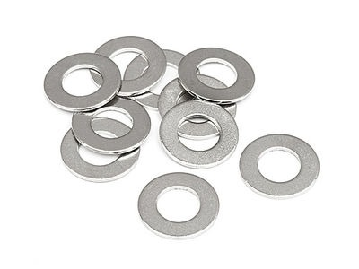 HPI RACING Washer M5 X 10 X 0.5Mm Silver - Z694
