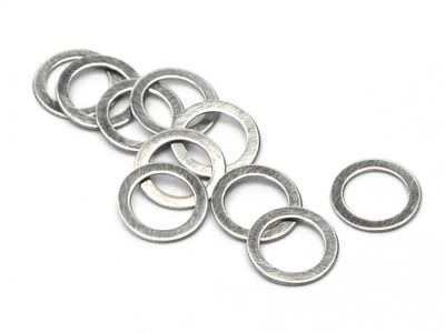 HPI RACING Washer 4 X 6 X 0.3Mm (Silver) - Z695