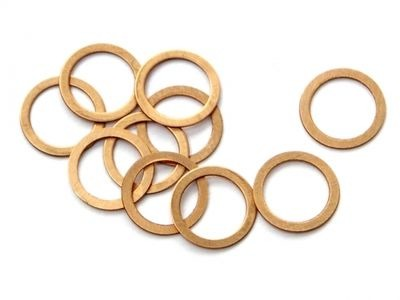 HPI RACING Washer M4 X 6 X 0.2Mm (Copper/10Pcs) - Z825