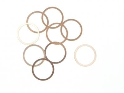HPI RACING Washer 10X12X0.1Mm (Copper/10 Pcs) - Z891