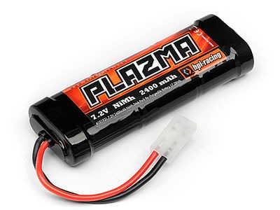 HPI RACING Plazma 7.2V 2400Mah Nimh Stick Pack