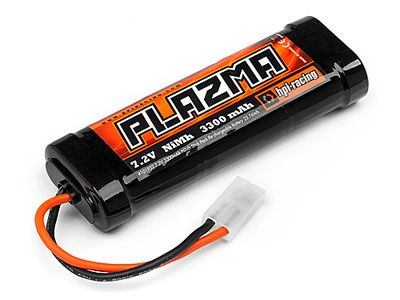 HPI RACING Plazma 7.2V 3300Mah Nimh Stick Pack