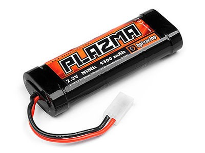 HPI RACING Plazma 7.2V 4300Mah Nimh Stick Pack