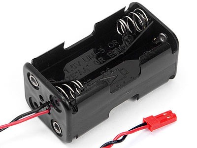 HPI RACING Receiver Battery Case - 80576