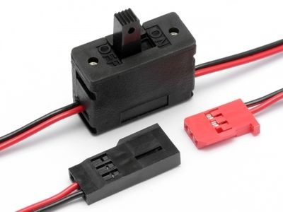 HPI RACING Receiver Switch - 80582
