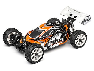 HPI RACING Painted Body W/Decals - 101494
