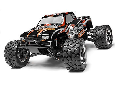 HPI RACING Rtr Mini Recon With 2.4Ghz And Squad One Body (Uk 3-Pin) - 105502