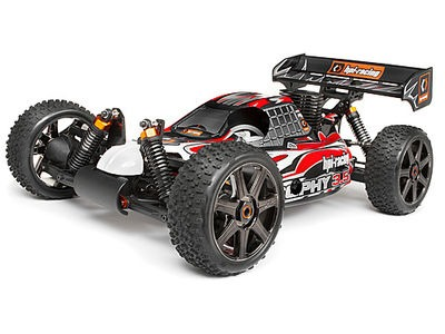 HPI RACING Trimmed And Painted Trophy 3.5 Buggy 2.4Ghz Rtr Body - 101782