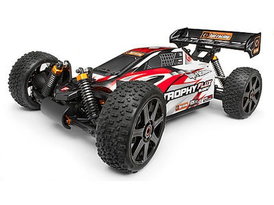 HPI RACING Trimmed And Painted Trophy Buggy Flux Rtr Body