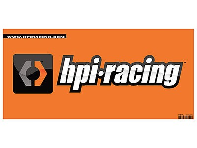 HPI RACING Hpi Logo Large Window Sticker