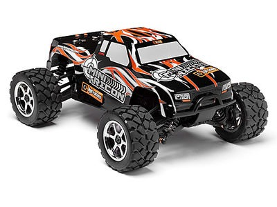 HPI RACING Squad One Precut Painted And Decaled Body (Recon) - 105526