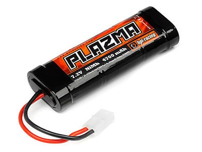 HPI RACING Plazma 7.2V 4700Mah Ni-Mh Battery Pack 33.84Wh - 106388