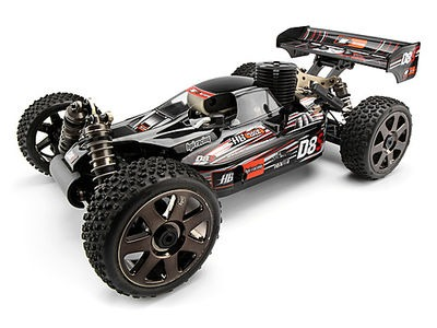 HPI RACING D8S Rtr Painted Body - 107144